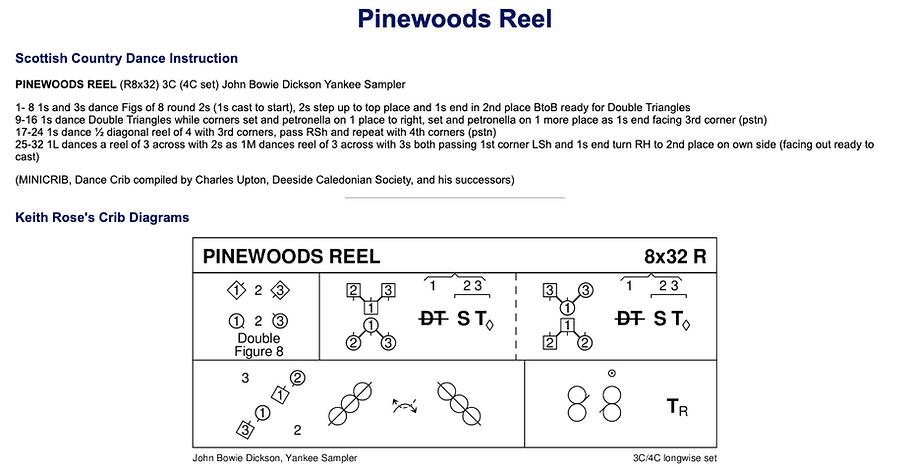 Pinewoods Reel
