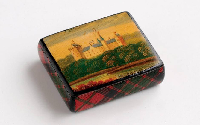 Tartanware Box