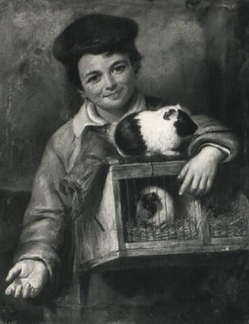 The Guinea Pig Seller