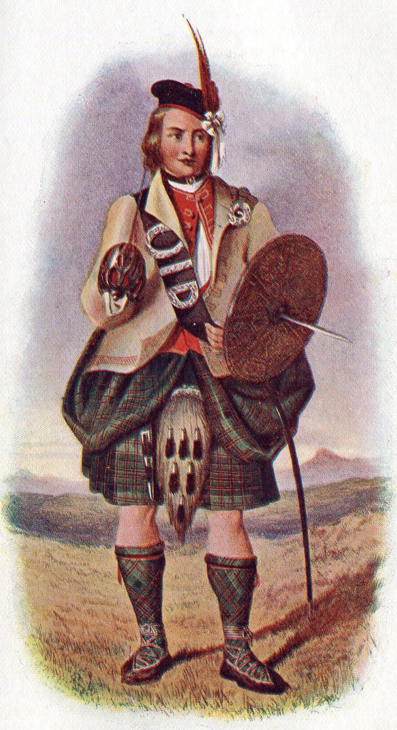 12-Mac-Donald-of-Clan-Ranald