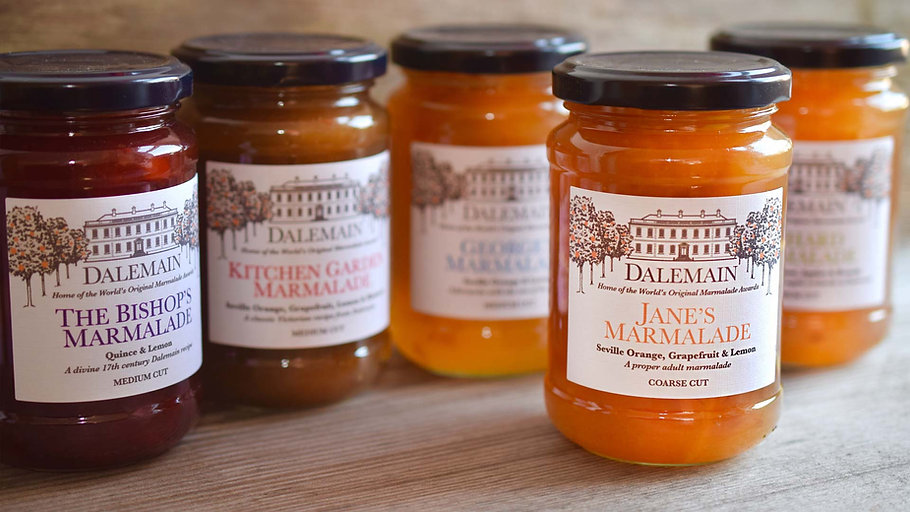 The Marmalade Maker