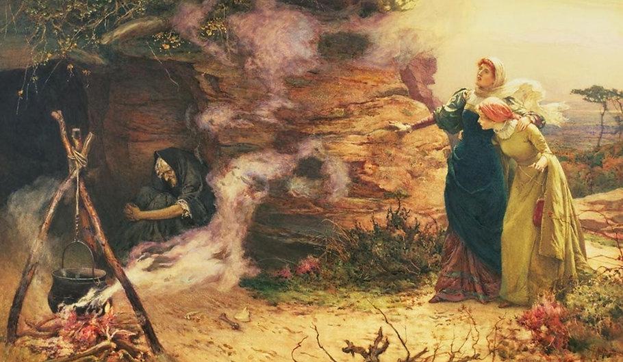 Scottish Witch