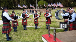 Stuart Highlanders Pipe Band