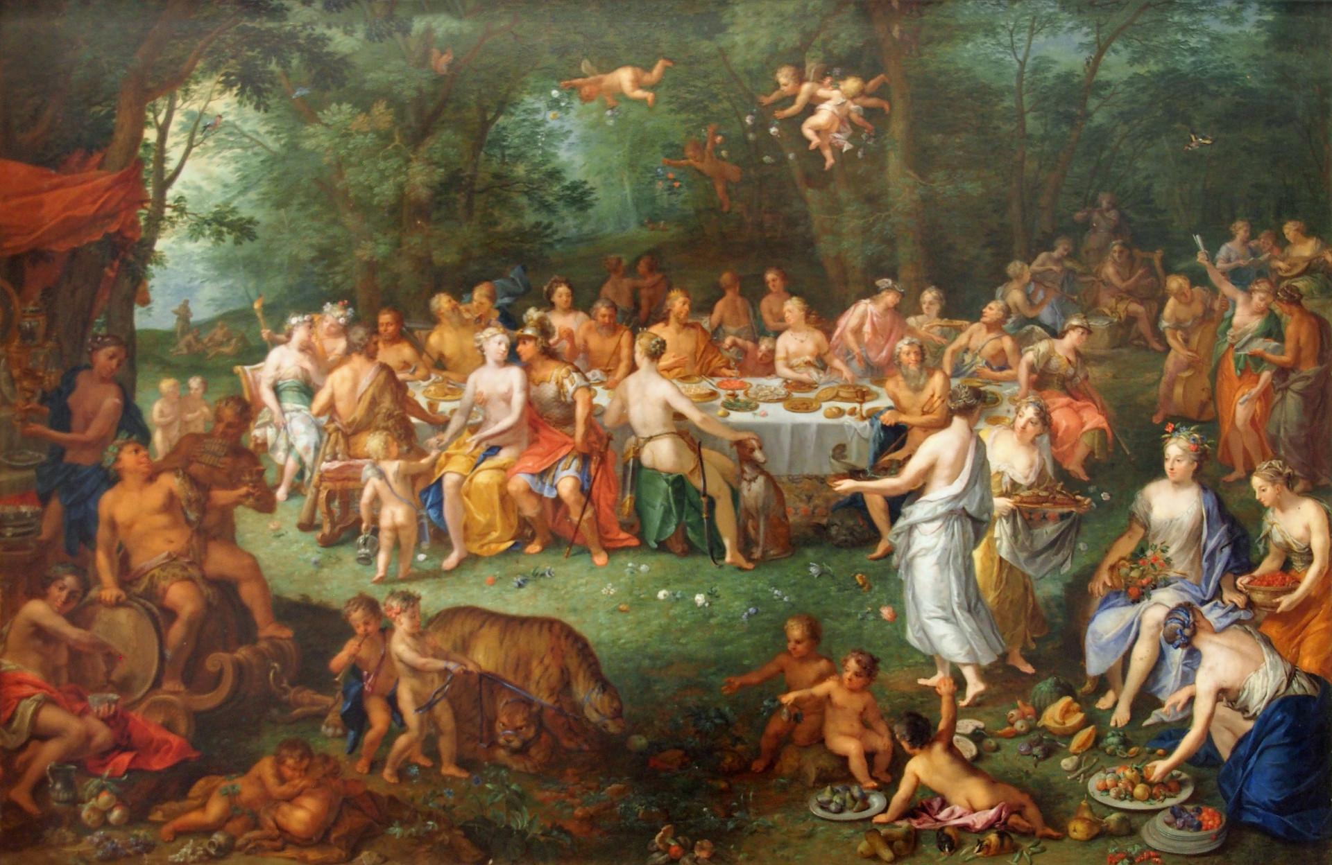 Göttermahl (Feast of the Gods)