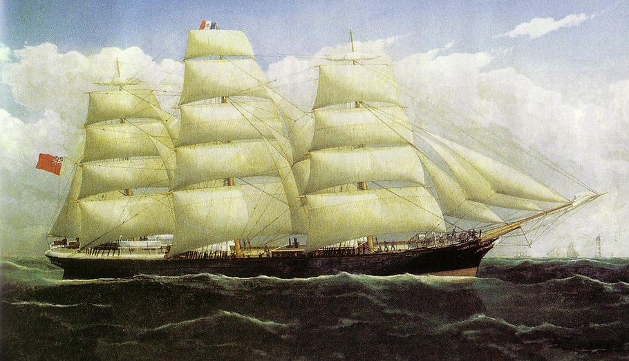 The New Rigged Ship