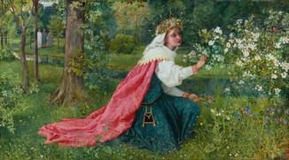 Matilda, George Dunlop Leslie, 1859