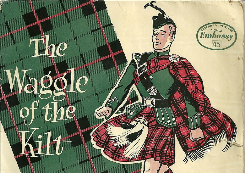 The Waggle of the Kilt