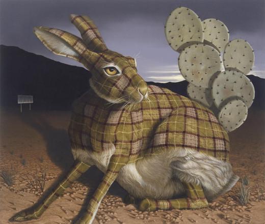Hare Today, Tartan Tomorrow!
