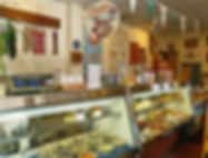 Old school European Café featuring an assortment of sandwiches, salads, sausages and cheeses. Plus a variety of wine, beer and coffee drinks.