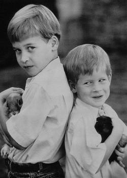 Princes of England