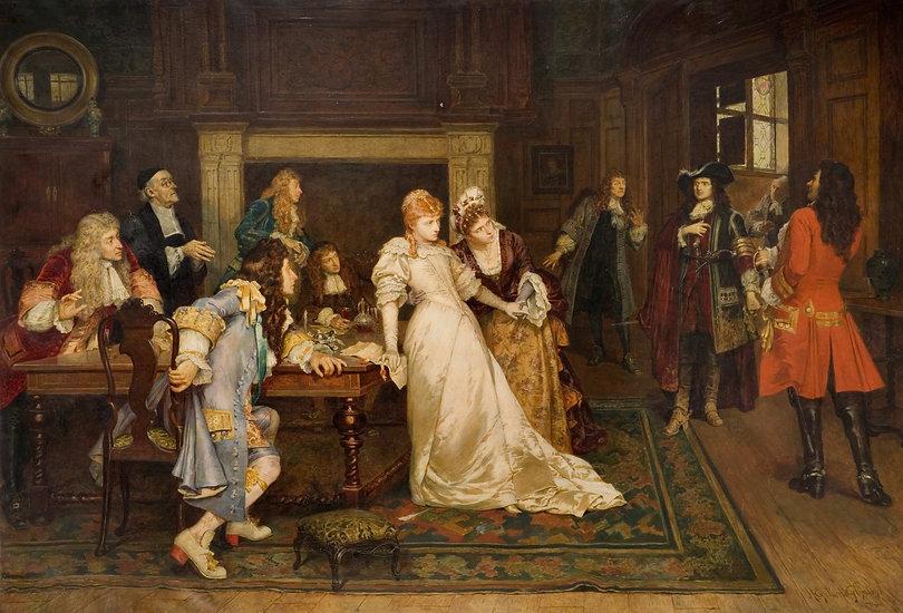 Lucy of Lammermoor