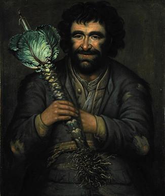 """Cromartie Fool"", by Richard Waitt, 1731"