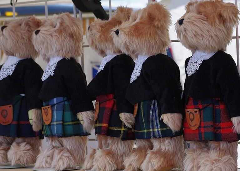 Jack's Teddy Bears