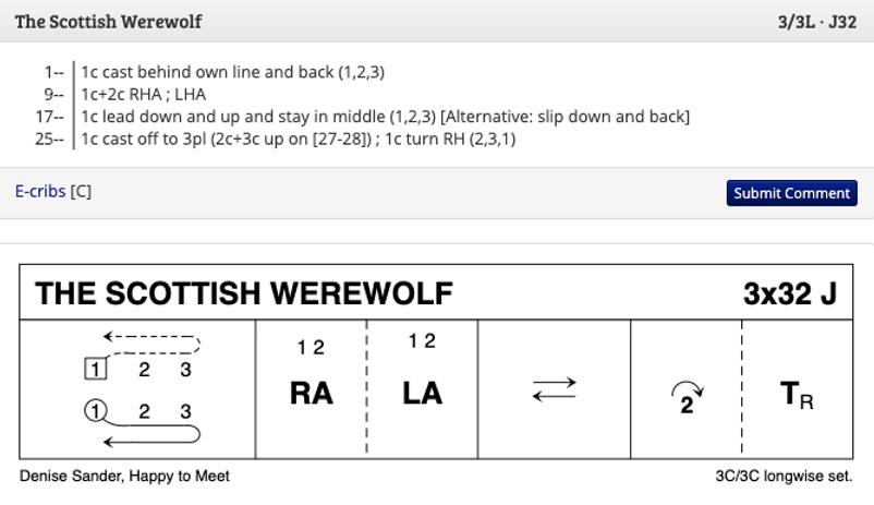 The Scottish Werewolf
