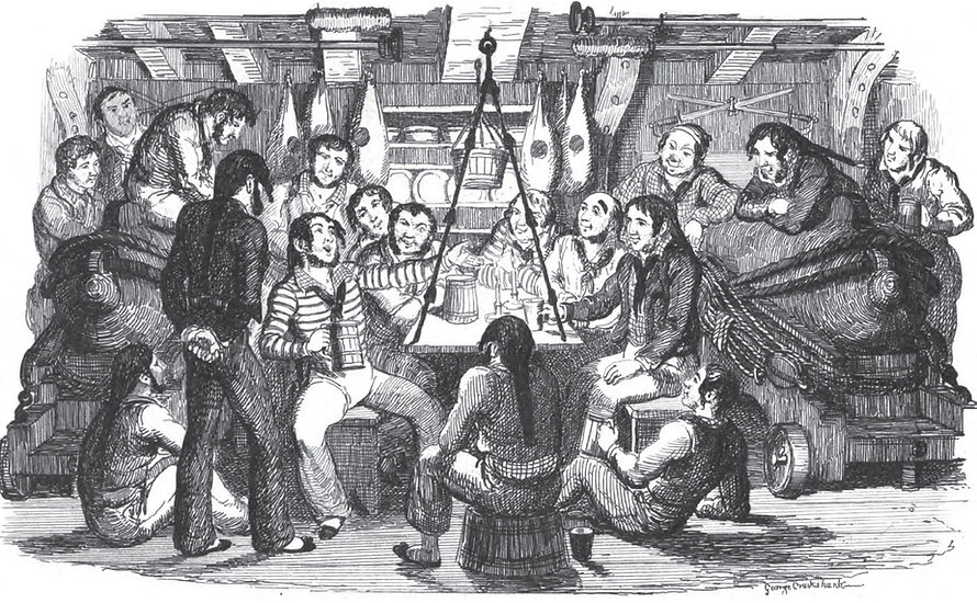 The Fiddler on the Capstan