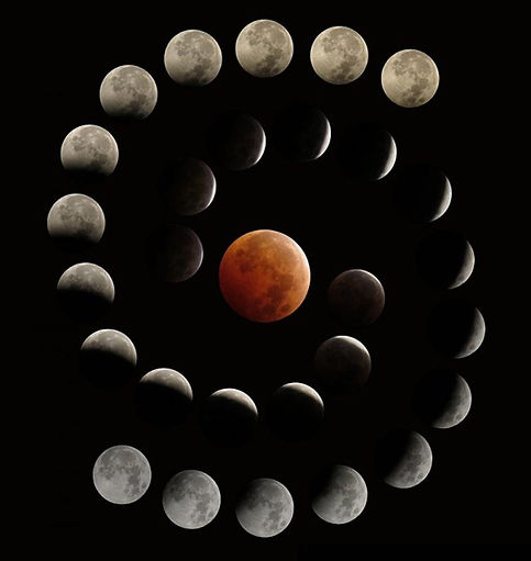 Dance of the Red Moon