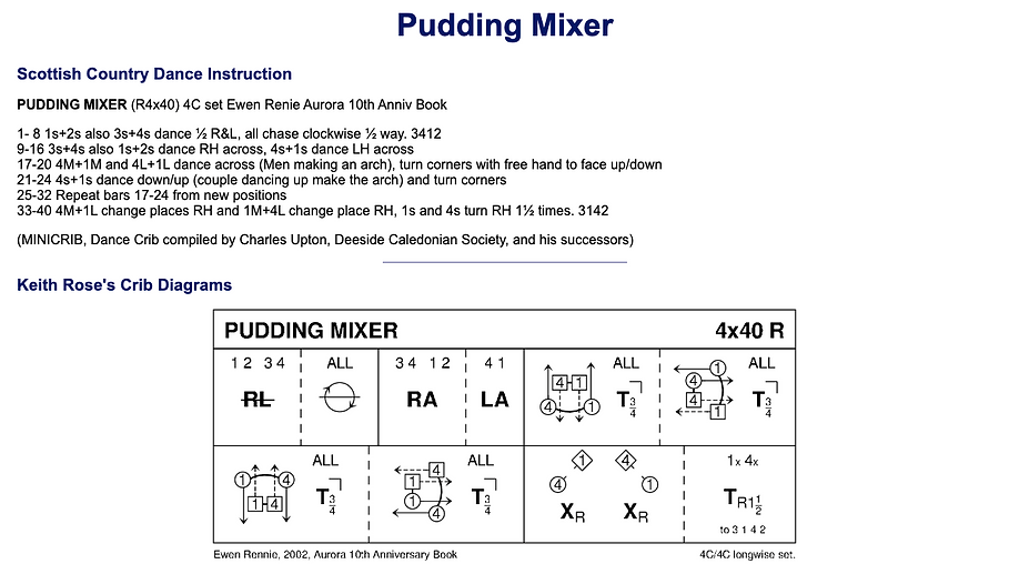 Pudding Mixer