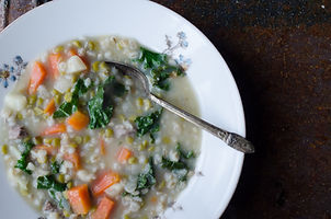 Sandy's Scotch Broth