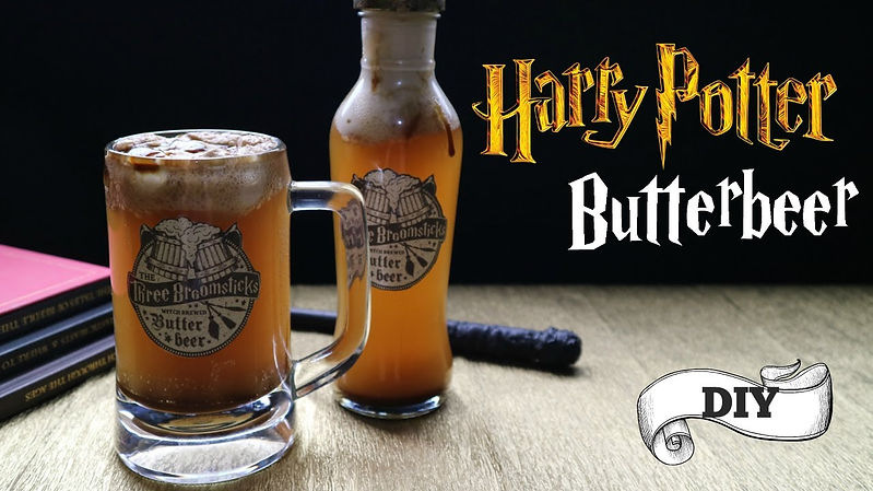 Hot Butterbeer