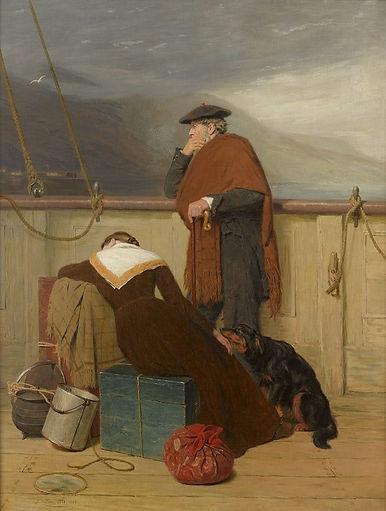 The Scottish Emigrant