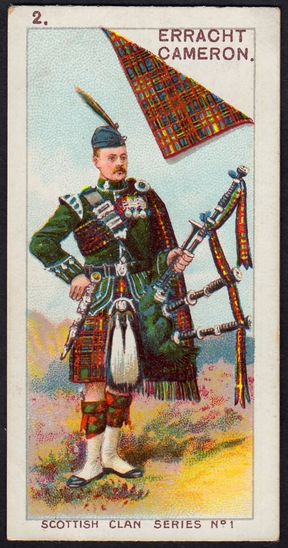 Scottish Clan Series No. 1, #20, 1903