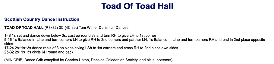 Toad of Toad Hall
