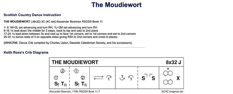 The Moudiewort