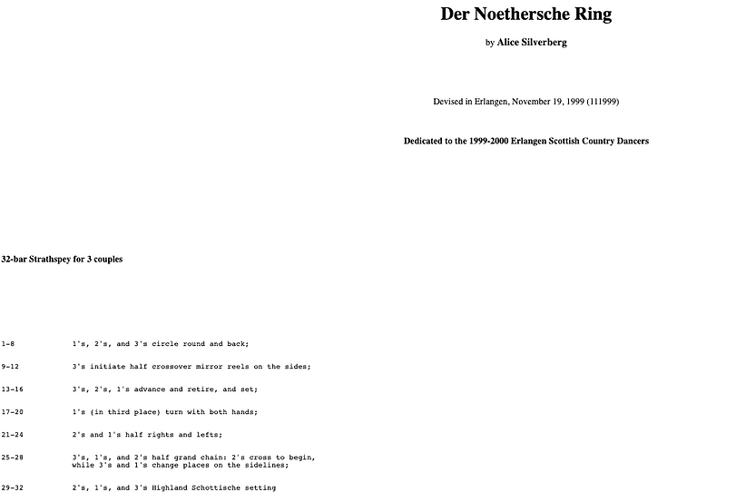 The Noetherian Ring