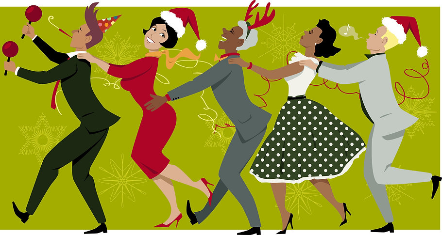 Christmas Party Jig