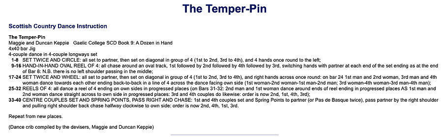 The Temper Pin