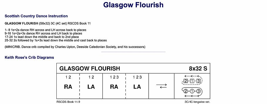 Glasgow Flourish