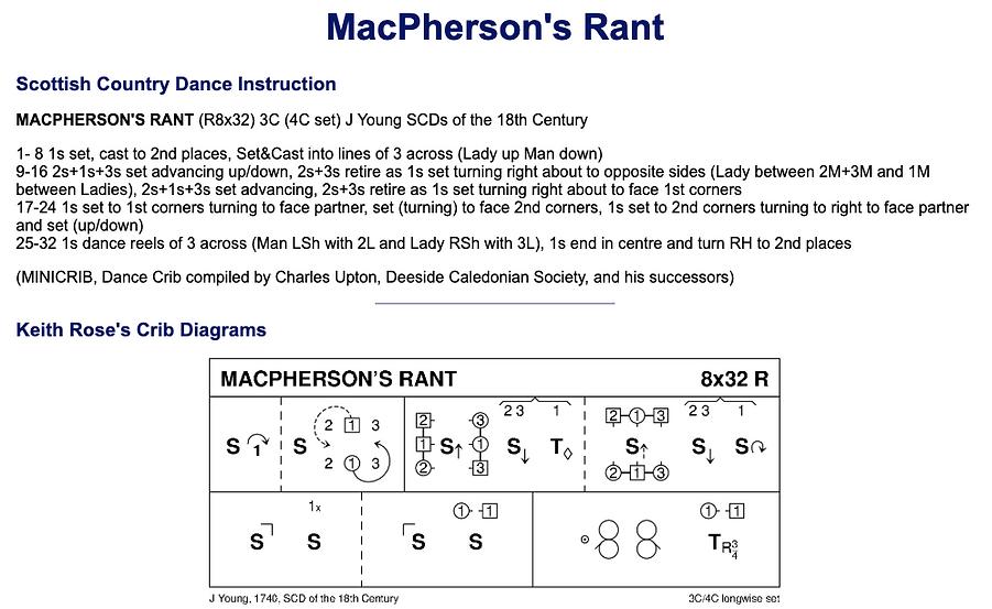 MacPherson's Rant