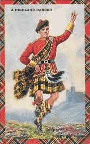highlanddancerpostcard