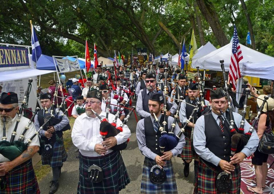 City of Sacramento Pipe Band