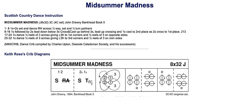 Midsummer Madness