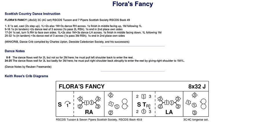 Flora's Fancy