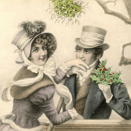 Mistletoe and Holly