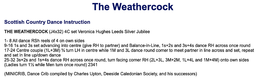 The Weathercock