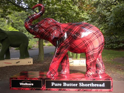 Walkers Shortbread Elephant