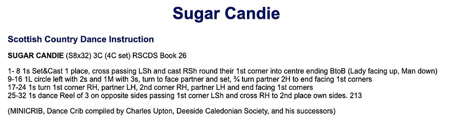 Sugar Candie