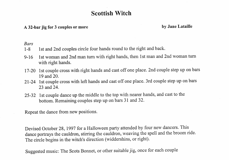 Scottish Witch