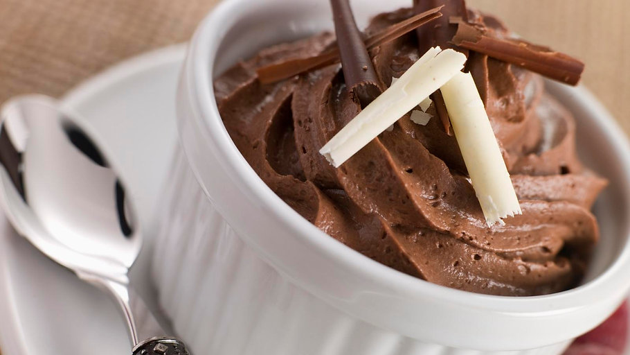 Peter Hastings' Chocolate Mousse