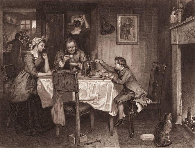 Mrs Watt's Teakettle