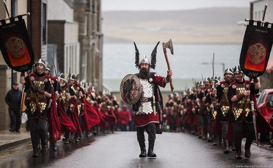 The Viking's Sheepskin