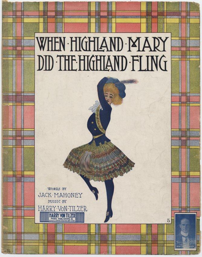 When Highland Mary