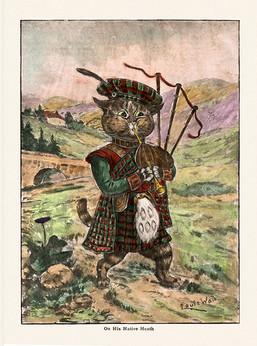 On His Native Heath