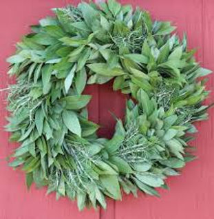 Bay Wreath