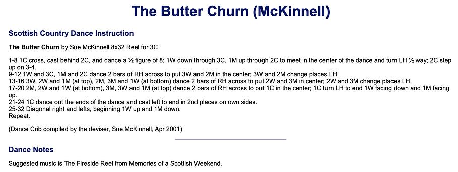 The Butter Churn