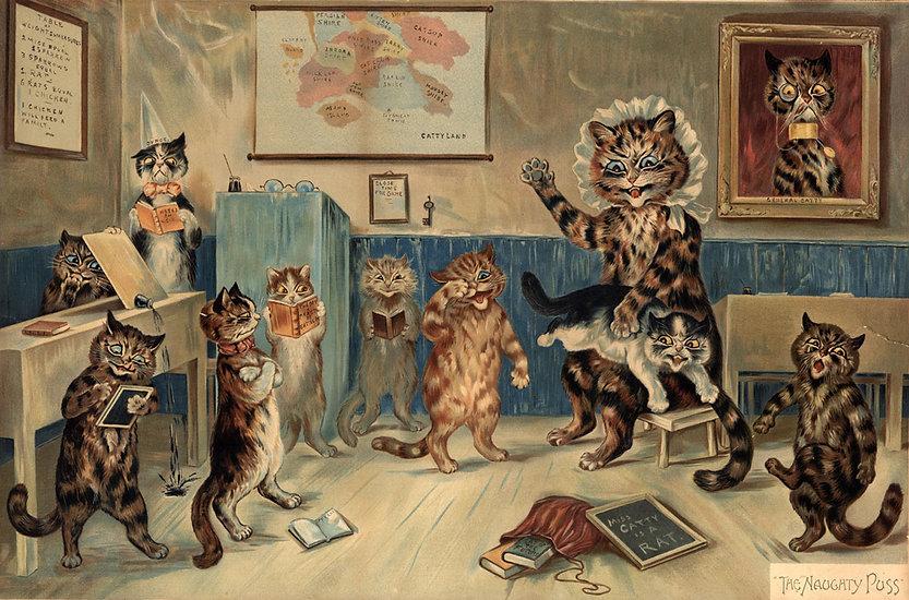 Ecclefechan Feline