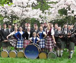 Mackintosh Pipe Band